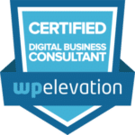 Digital Business Consultant - wpelevation certified
